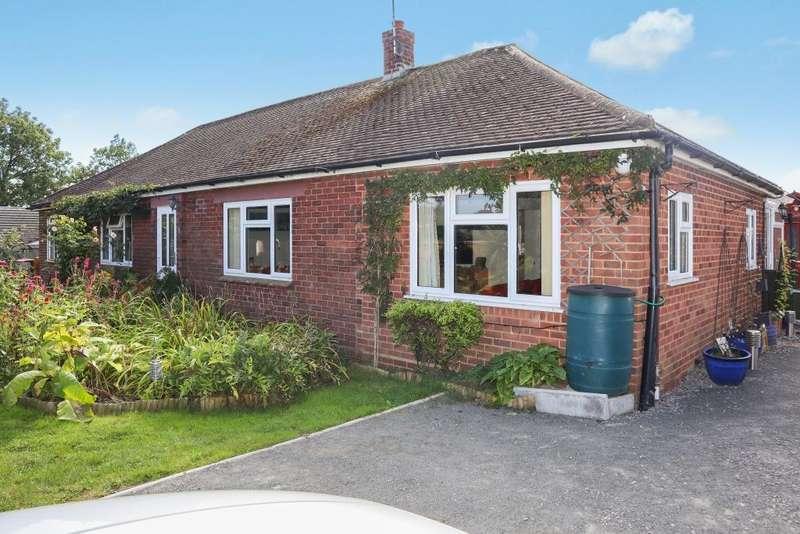 4 Bedrooms Detached Bungalow for sale in Heath View