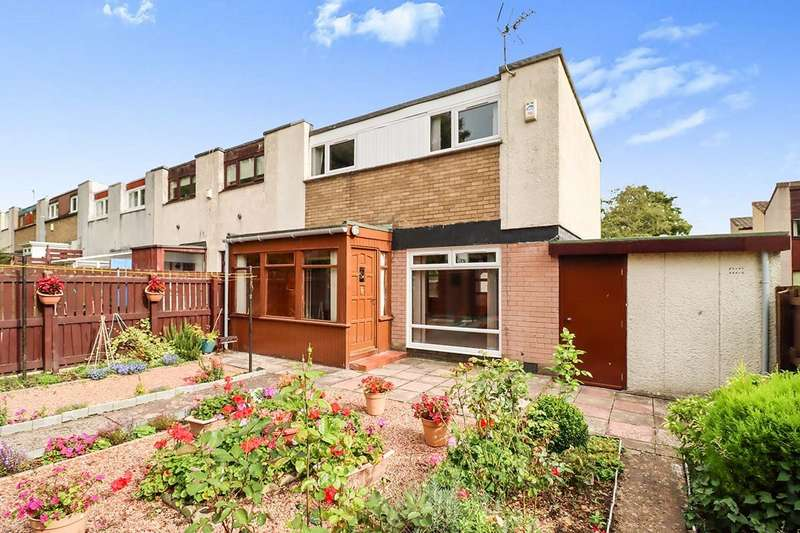 2 Bedrooms End Of Terrace House for sale in Colliston Avenue, Glenrothes, KY7