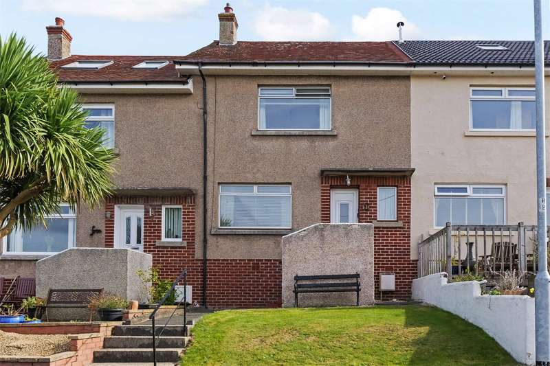 2 Bedrooms Terraced House for sale in Sinclair Terrace, Largs