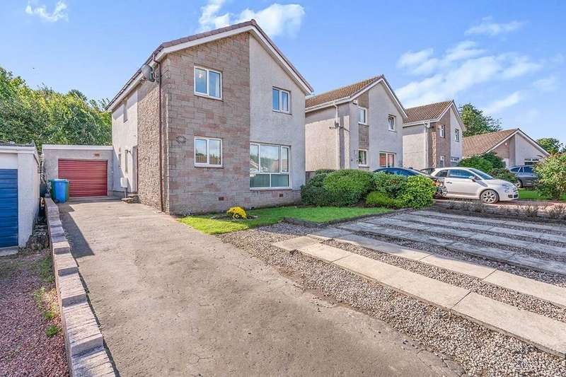 3 Bedrooms Detached House for sale in Lade Braes, Dalgety Bay, Dunfermline, Fife, KY11