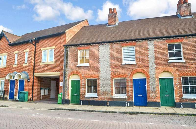 2 Bedrooms End Of Terrace House for sale in High Street, Theale, Reading, Berkshire, RG7