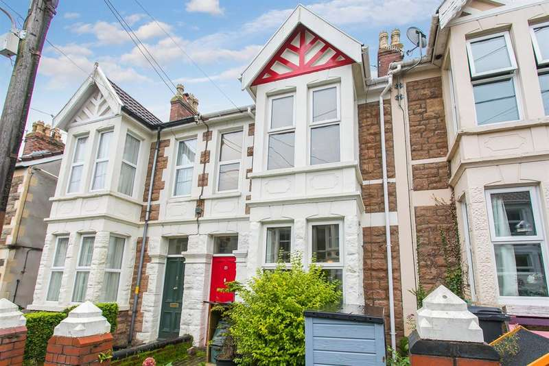 3 Bedrooms Terraced House for sale in Church Path Road, Pill