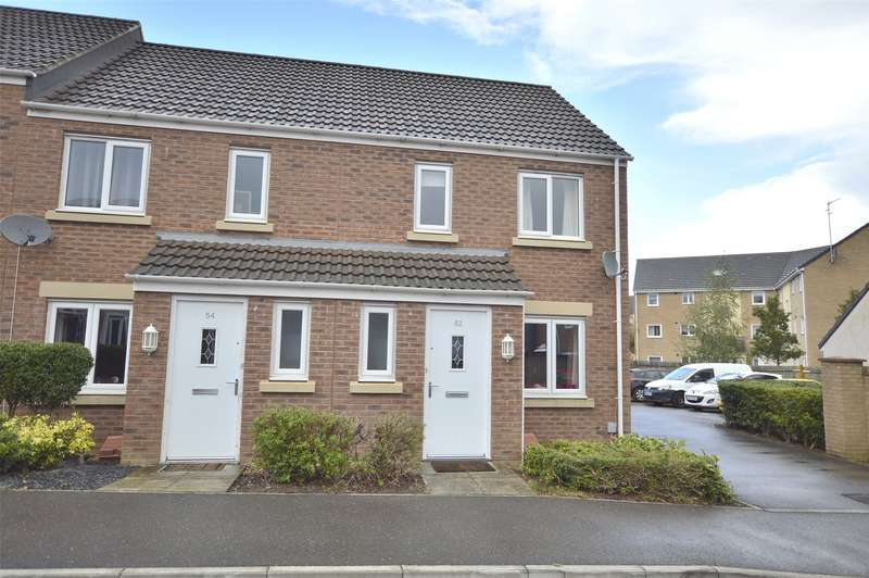 2 Bedrooms End Of Terrace House for sale in Wylington Road, Frampton Cotterell, BRISTOL, BS36