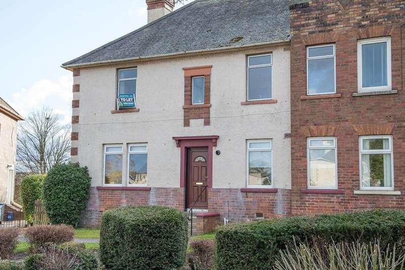 2 Bedrooms Property for rent in Barnett Crescent, Kirkcaldy KY1