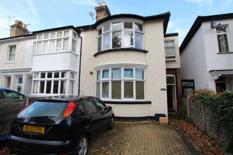 2 Bedrooms Property for rent in Cambridge Road, Southend On Sea SS1