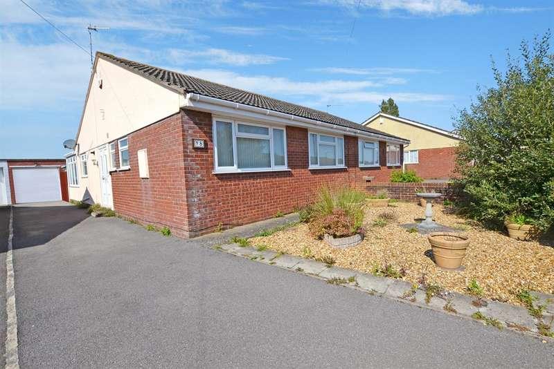 2 Bedrooms Bungalow for sale in Elsbert Drive, Bristol, BS13 8AL