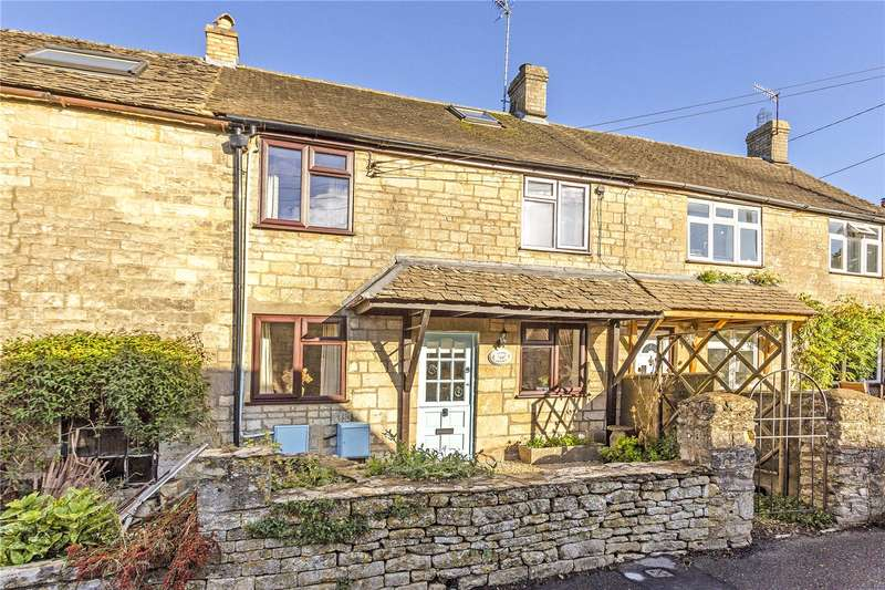 3 Bedrooms Terraced House for sale in Commercial Road, Chalford Hill, Stroud, GL6