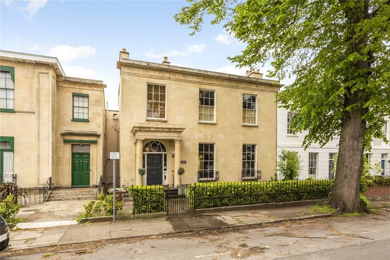 5 Bedrooms Terraced House for sale in Priory Street, Cheltenham, Gloucestershire, GL52