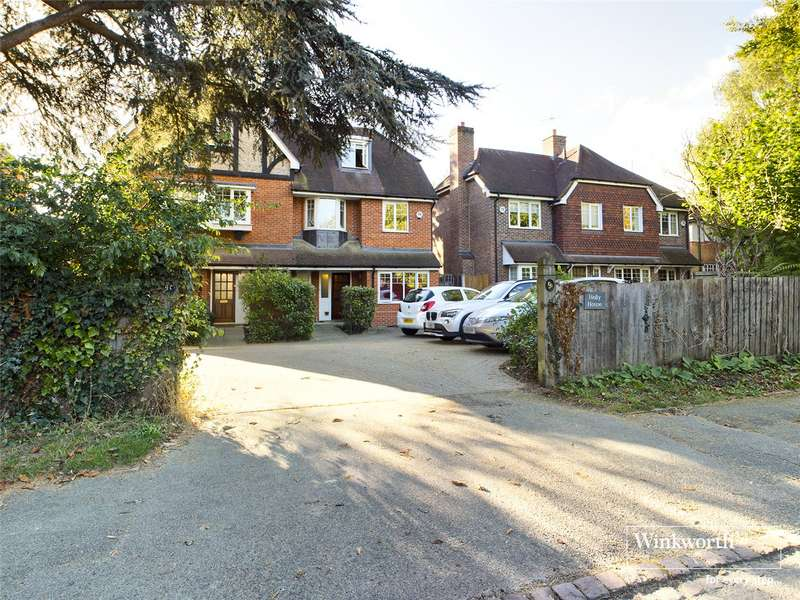 5 Bedrooms Semi Detached House for sale in Parkside Road, Reading, Berkshire, RG30