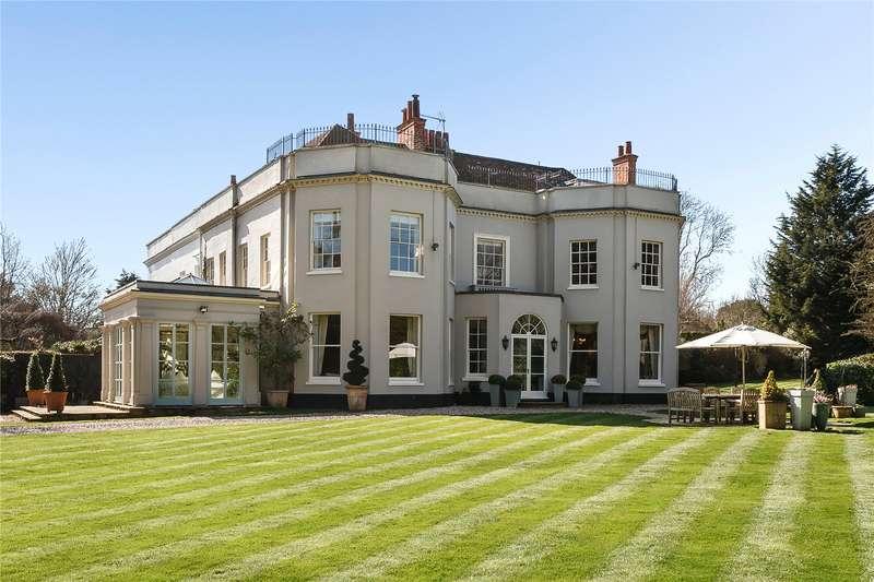 6 Bedrooms House for sale in Scarletts Lane, Kiln Green, Berkshire, RG10