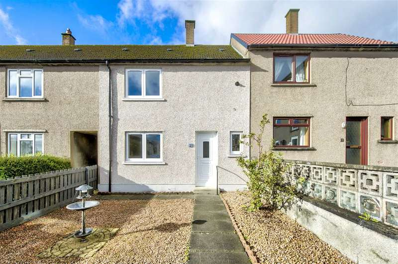 2 Bedrooms Terraced House for sale in Burnside Place, Kelty