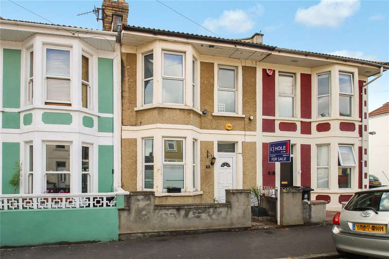 3 Bedrooms Property for sale in Paultow Road, Victoria Park, Bristol BS3