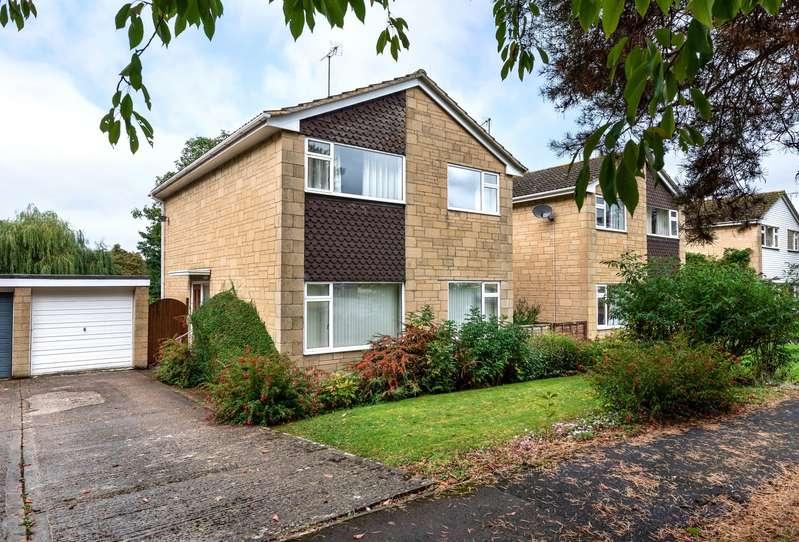 4 Bedrooms Detached House for sale in Roberts Road, Prestbury, Cheltenham, GL52
