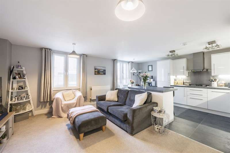 2 Bedrooms Ground Flat for sale in Malago House, West Street, Bristol, BS3 3PD