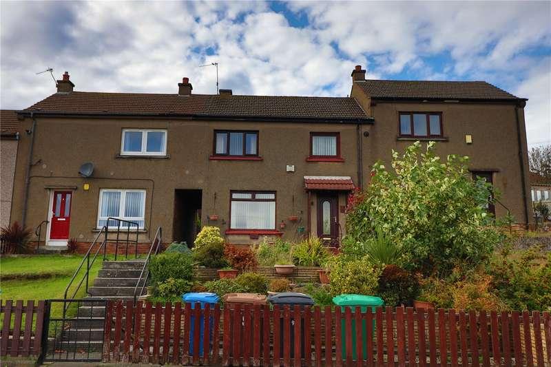 3 Bedrooms Terraced House for sale in Wemysshaven Gardens, East Wemyss