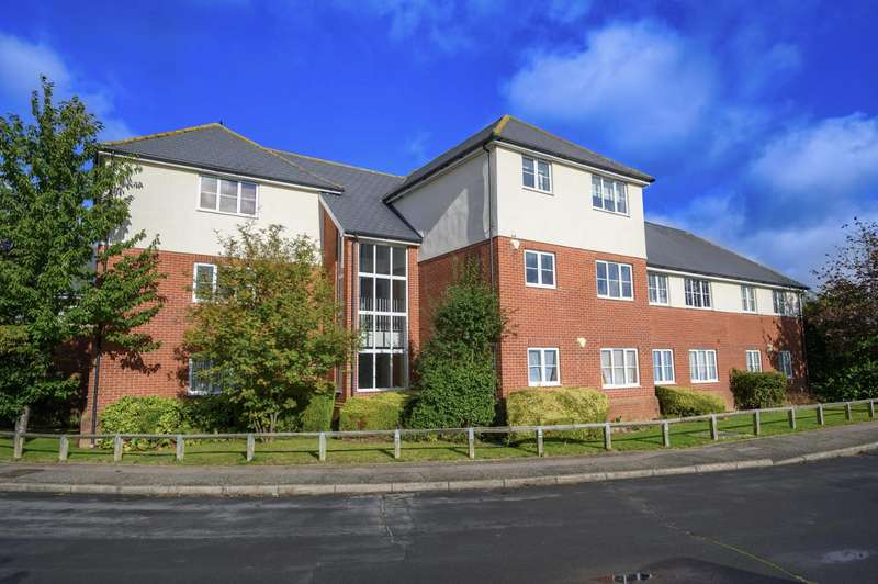 2 Bedrooms Apartment Flat for sale in Jeffreys Road, Cressing, Braintree