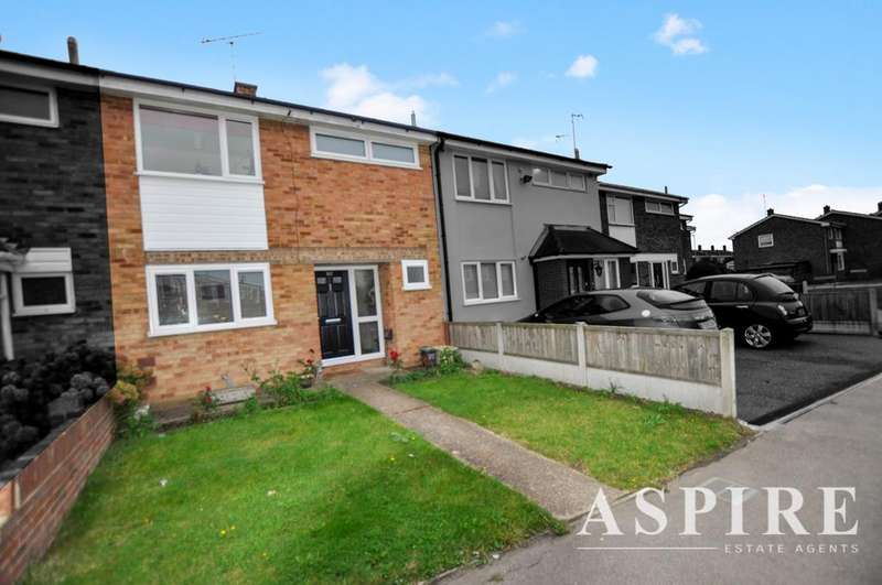 3 Bedrooms Terraced House for sale in Link Road, Canvey Island
