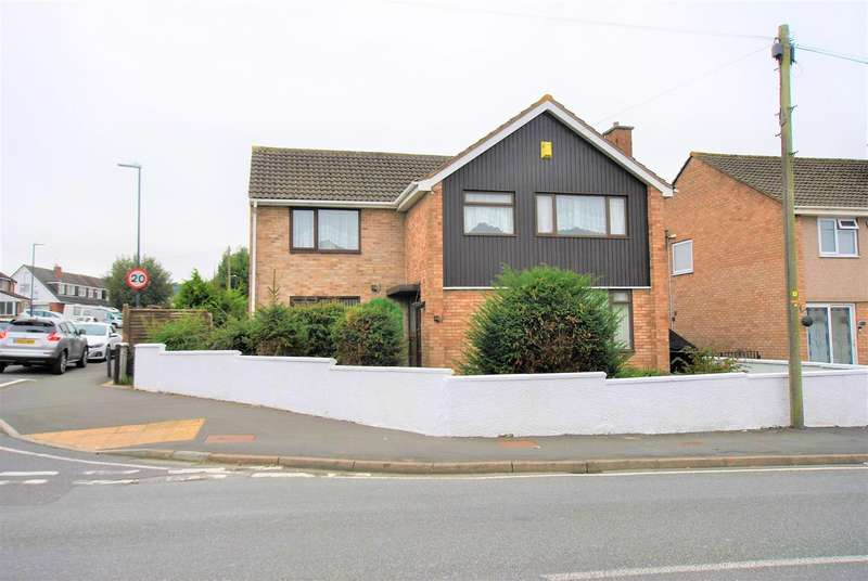 4 Bedrooms Detached House for sale in Whitchurch Lane, Whitchurch, Bristol