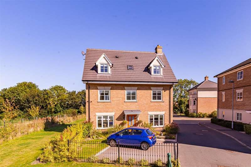 5 Bedrooms Detached House for rent in Buckingham Road, Epping