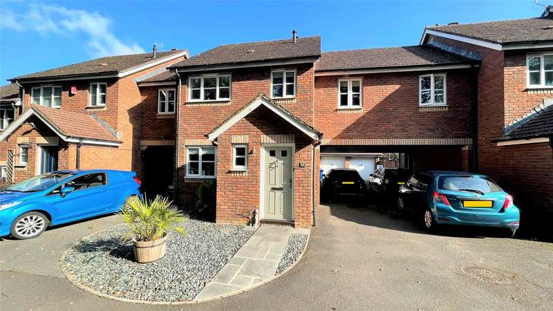 4 Bedrooms Link Detached House for sale in Setter Combe, Warfield, Berkshire, RG42