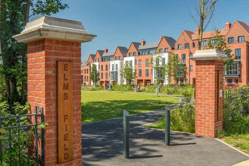 2 Bedrooms Flat for sale in Maple House, Landmark Square, Albert Road, Wokingham, RG40 2AL