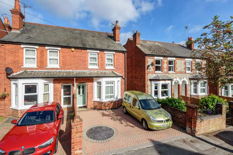 3 Bedrooms Semi Detached House for sale in West Reading, Berkshire, RG30