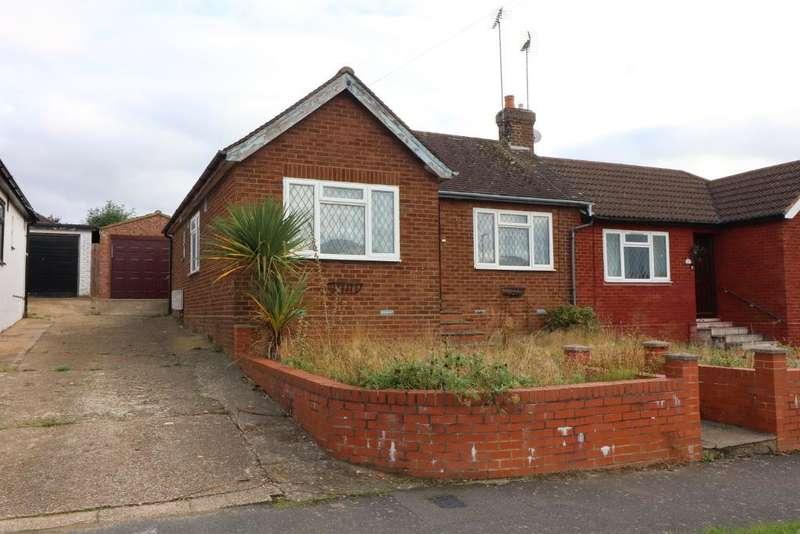 2 Bedrooms Bungalow for sale in Grasmere Avenue, Luton, Bedfordshire, LU3 2DU