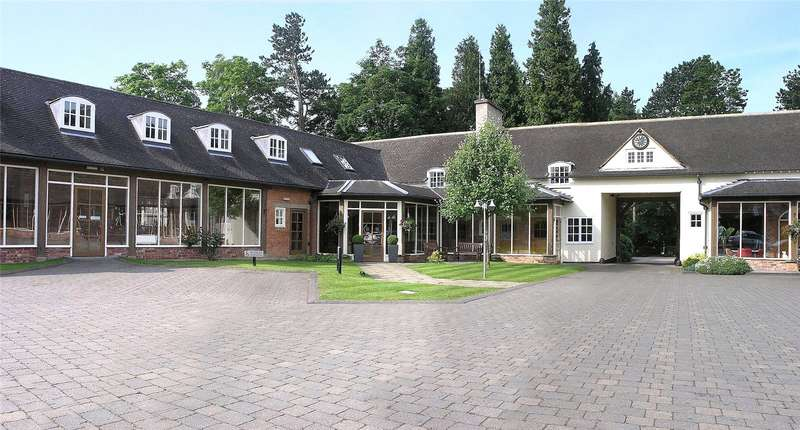 Office Commercial for rent in Burrough Court, Burrough on the Hill, Melton Mowbray