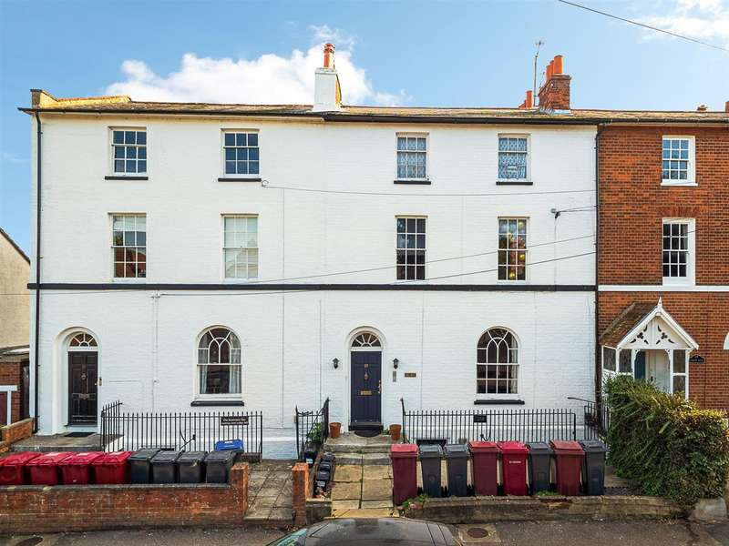 1 Bedroom Flat for sale in Coley Hill, Reading
