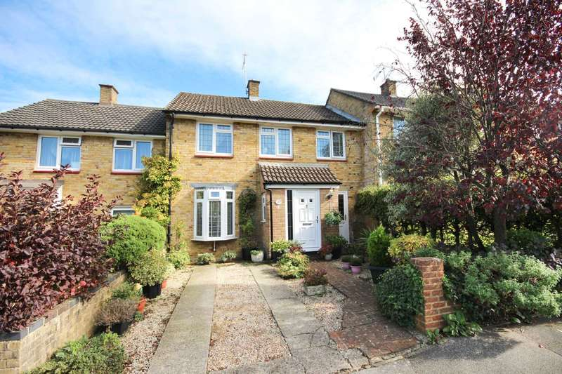3 Bedrooms Terraced House for sale in Cannon Hill, Bracknell