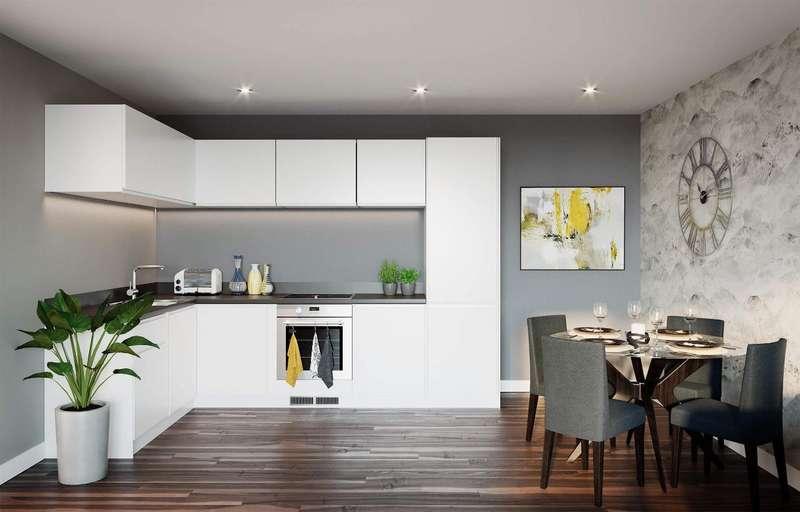 1 Bedroom Flat for sale in The Bracknell Collection., High Street, Bracknell, Bracknell, RG12 7WB