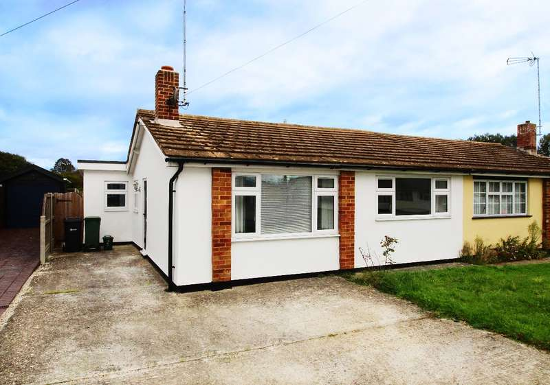 3 Bedrooms Bungalow for sale in Cromwell Way, Witham