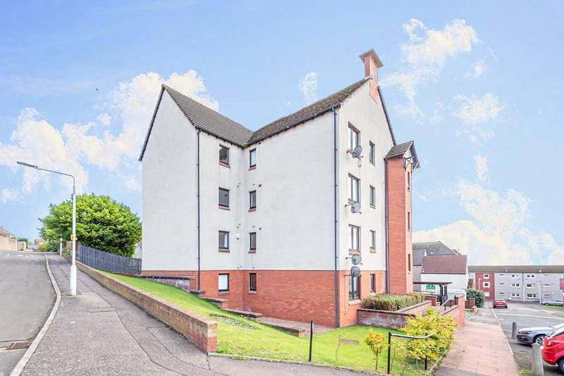 1 Bedroom Apartment Flat for sale in Anderson Street, Dysart, Kirkcaldy, Fife, KY1