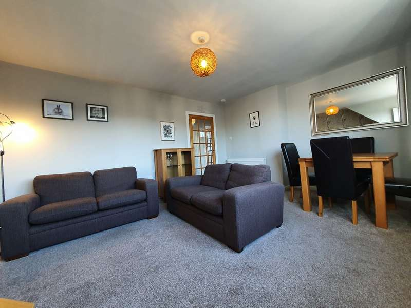 2 Bedrooms Property for rent in Mount Street, Aberdeen AB25