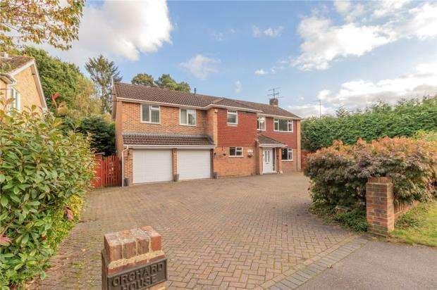 6 Bedrooms Detached House for sale in Robin Lane, Sandhurst, Berkshire