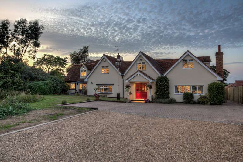 6 Bedrooms Detached House for sale in Northampton House, Little Easton, Dunmow, Essex, CM6