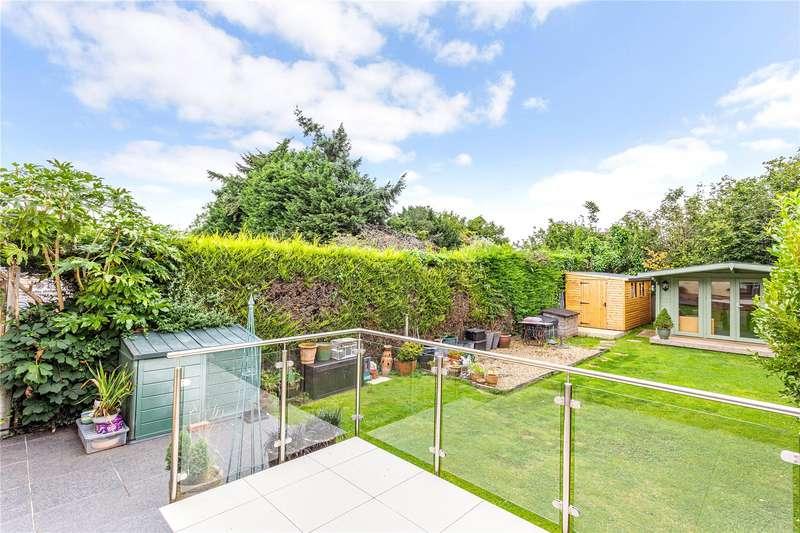 5 Bedrooms Semi Detached House for sale in College Crescent, Windsor, Berkshire, SL4