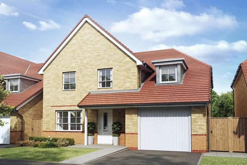 4 Bedrooms House for sale in Ashburton, Forest Grove, Lower Lane, Berry Hill, GL16 8QQ