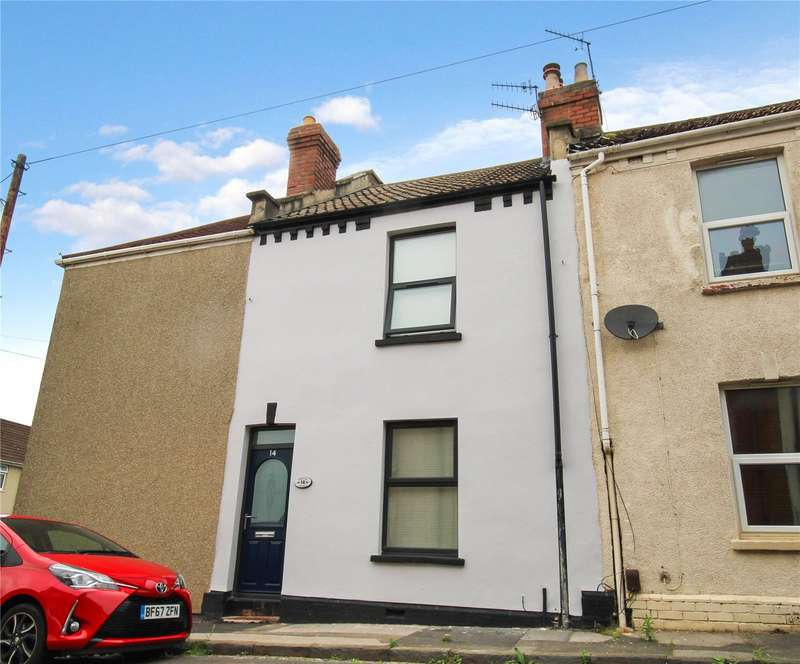 2 Bedrooms Property for sale in Brighton Terrace, Bedminster, Bristol BS3