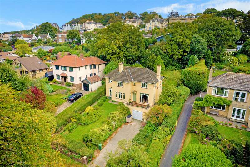 4 Bedrooms Detached House for sale in Lake Road, Portishead