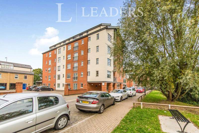 2 Bedrooms Apartment Flat for rent in Rotary Way, CO3