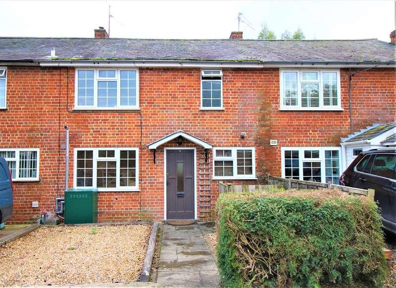 3 Bedrooms Terraced House for sale in Manor Farm Lane, Tidmarsh, West Berkshire