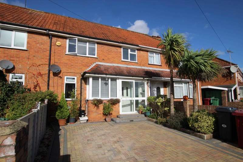 3 Bedrooms Town House for sale in Anglefield Road, Caversham, Reading