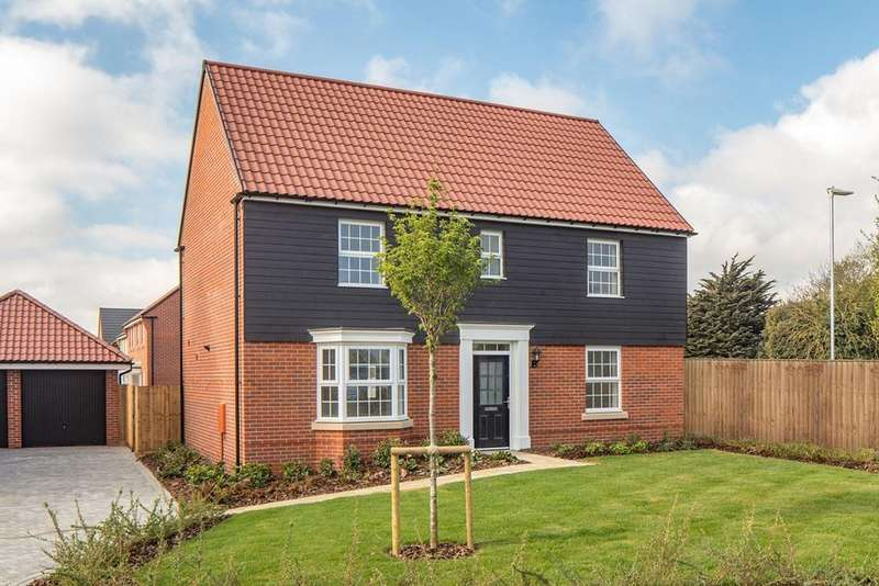 4 Bedrooms House for sale in Layton, Corinthian Place, Maldon Road, Burnham-On-Crouch, CM0 8NR