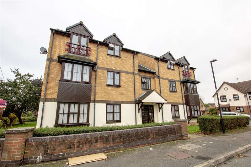 1 Bedroom Apartment Flat for sale in Gorse Meade, Slough