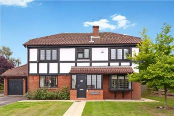 4 Bedrooms Detached House for sale in Albany Close, Bushey Heath
