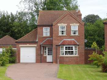 3 Bedrooms Detached House for sale in Little Farm Close, Wootton, Ulceby