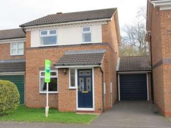 3 Bedrooms Detached House for sale in A modern three Bedroomed Detached home in a popular area of the town.