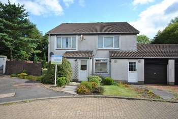 1 Bedroom Flat for sale in Avon Court,, Irvine, KA11 1LD