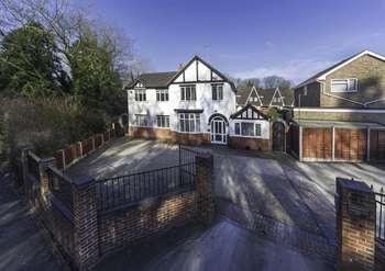 5 Bedrooms Detached House for sale in Compton Road West, Compton, Wolverhampton